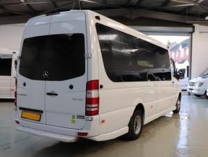 EVM Minibus and Minicoach